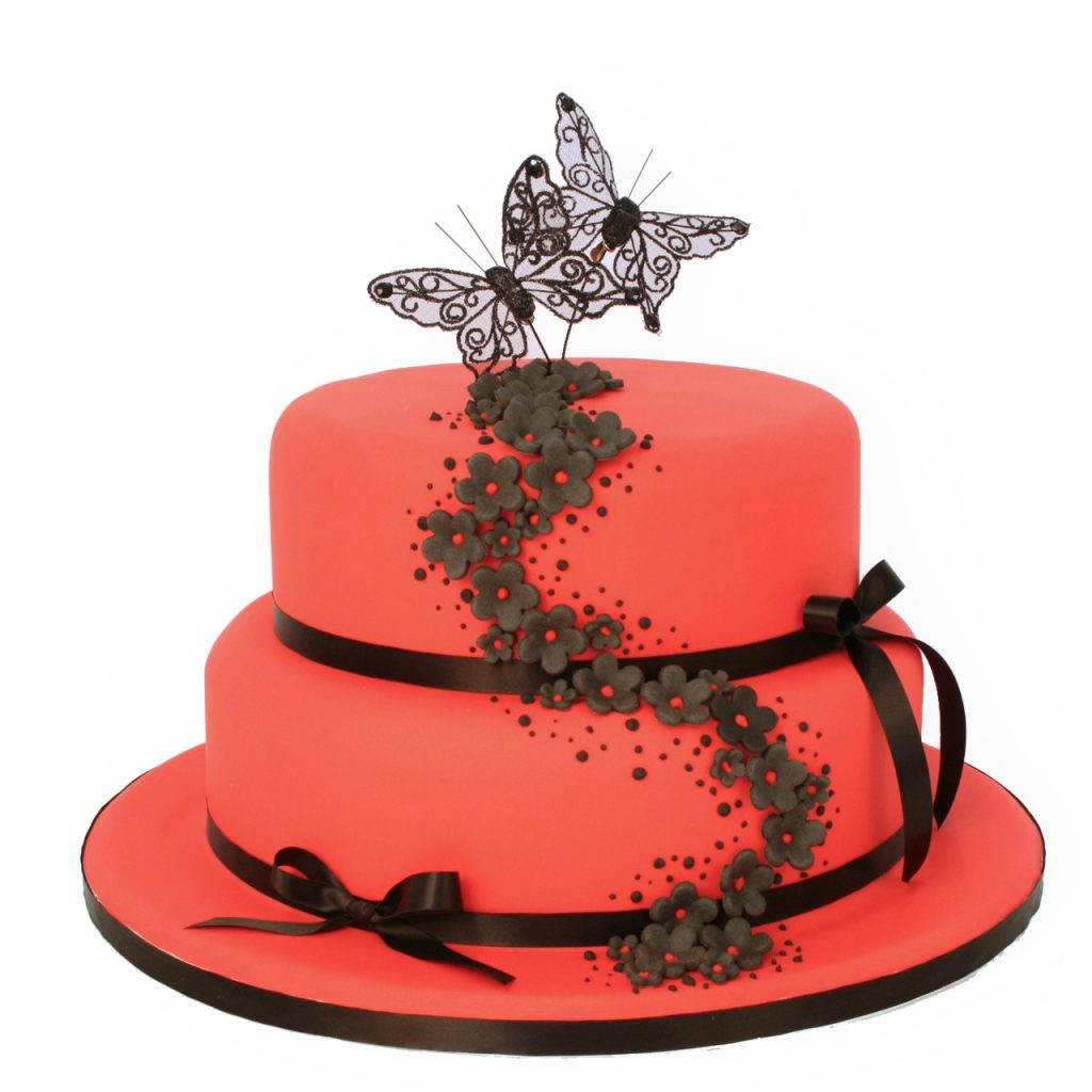 Source: The Cake Store http://www.thecakestore.co.uk/butterfly-bouquet-cake/