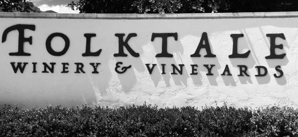 Folktale Winery & Vineyard in Carmel Valley.