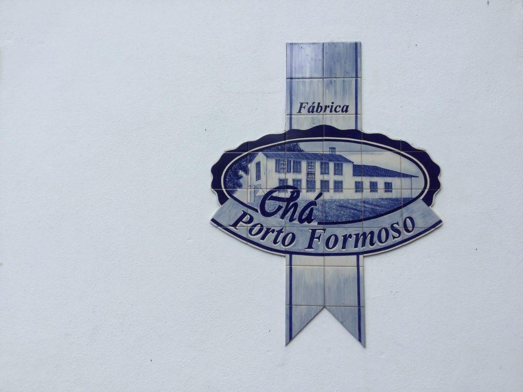 Cha Porto Formoso.